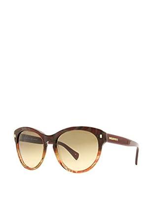 Emilio Pucci Sonnenbrille EP735S braun