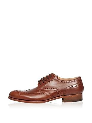 Zampiere Zapatos Derby Picados