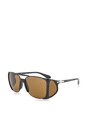 Persol Sonnenbrille Po2435S 105633 (55 mm) schwarz/braun