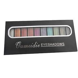 Qumeidie Cosmetics Corp. U.S.A Eye Shadow True Pearl Simple Color Simple Elegance - Multi-Coloured 11g
