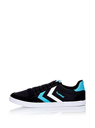 Hummel Sneaker Slimmer Stadil Low (schwarz)