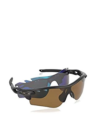Oakley Occhiali da sole Polarized Mod. 9181 918125 (130 mm) Nero