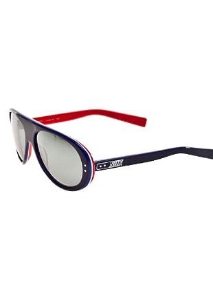 Nike Gafas de Sol azul marino / gris Única