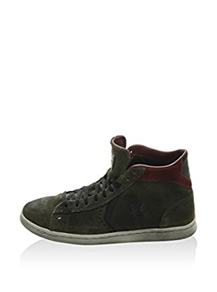 Converse Sneaker Pro Leather Lp Mid Suede
