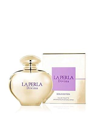 La Perla Eau de Toilette Damen Divina Gold Edition 80 ml, Preis/100 ml: 36.18 EUR