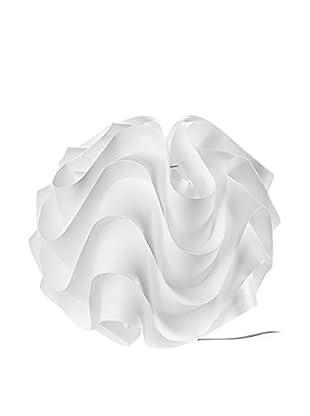 Lámpara De Pie Mix Blanco