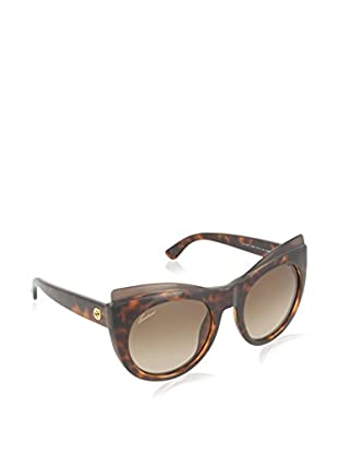 GUCCI Sonnenbrille 3781/S HA LSD (52 mm) havanna