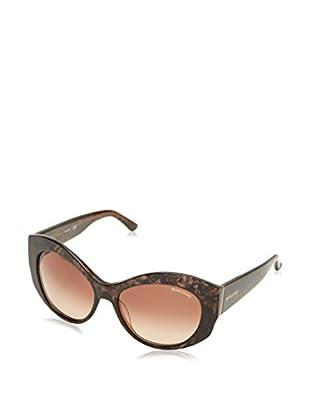 Guess Sonnenbrille GM724 O (57 mm) dunkelbraun