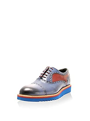 E.GOISTO Oxford Oxford With Stripe