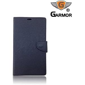 Garmor black Flip Cover for Sony Xperia Z Ultra