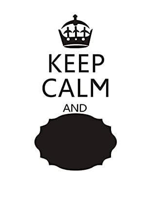 LO+DEMODA Wandtattoo Keep Calm And…