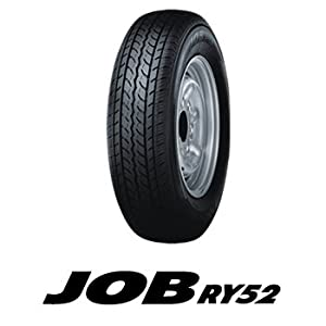 【クリックで詳細表示】YOKOHAMA(ヨコハマ) JOB RY52 215/70R15 107/105L: カー&バイク用品