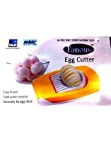 Famous Egg Cutter (Color May Vary)