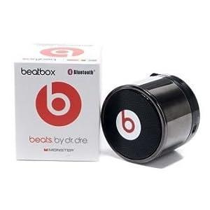 Beats Mini Beat Box Bluetooth Speakers Black
