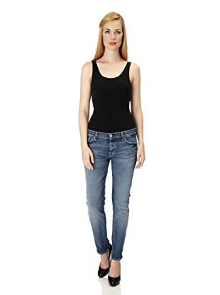 7 for all Mankind Jeans Josefina Capistrano Boyfriend Style (Denim)