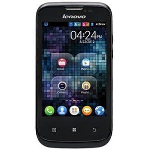 Lenovo A60+ (Black)