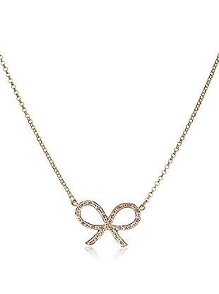 My Silver Halskette loop vergoldet