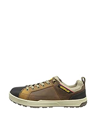 CAT Footwear Zapatillas Brode S1P (Negro / Beige)