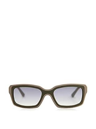 Diesel Sonnenbrille DL0033 (55 mm) beige/grün