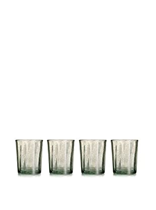 Fifth Avenue Set of 4 Riley 16-Oz. Double Old Fashioned Glasses
