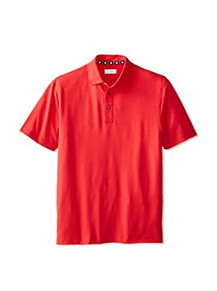 Ben Hogan Men's Edge Solid Polo (Ski Patrol)
