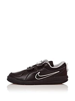 Nike Zapatillas Pico 4 (Psv) (Negro / Gris)
