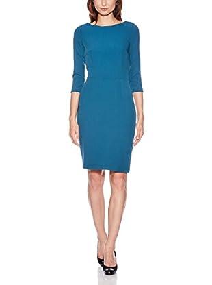 Nife Vestido Azul Petróleo XXL (EU 44)