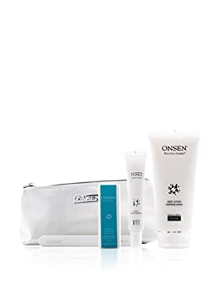 ONSEN Nail Kit - Hydrating Leaves