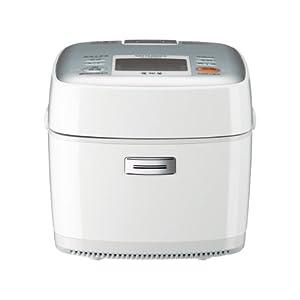 【クリックで詳細表示】三菱 IHジャー炊飯器 NJ-SE063-W 3.5合炊き ピュアホワイト NJ-SE063-W