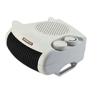Olympus OFH 401 Fan Heater - White