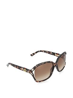 Gucci Sonnenbrille 3646/S 42 2Z6 (60 mm) havanna 60 mm