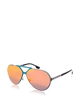 Diesel Sonnenbrille DL0114-16G (54 mm) blau/silber