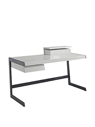 ANGEL CERDA Schreibtisch schwarz/weiß