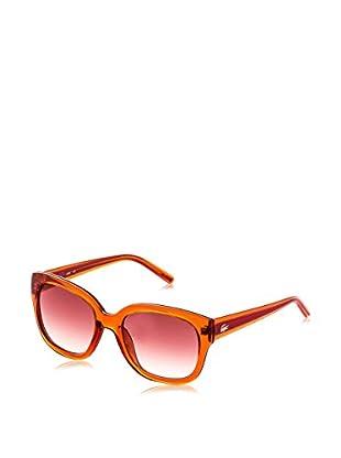 Lacoste Sonnenbrille L698S-630 (55 mm) orange/purpur