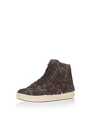 Geox Hightop Sneaker J Aveup Girl F