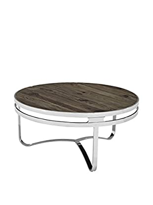Modway Provision Wood Top Coffee Table, Brown