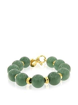 ETRUSCA Armband  dunkelgrün