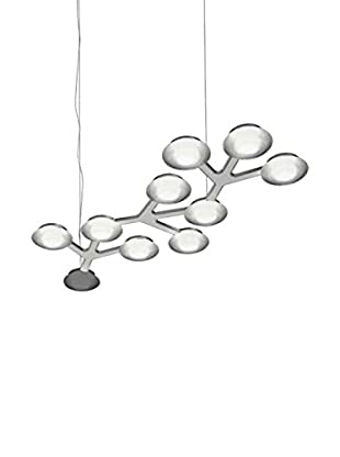 Artemide Lámpara De Suspensión Led Net Blanco 66 H min 50 - máx 200 cm