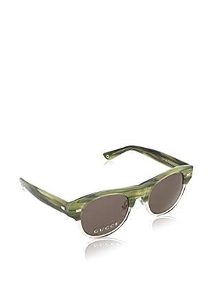 GUCCI Gafas de Sol 1088/ S 6J 2B9 (51 mm) Verde