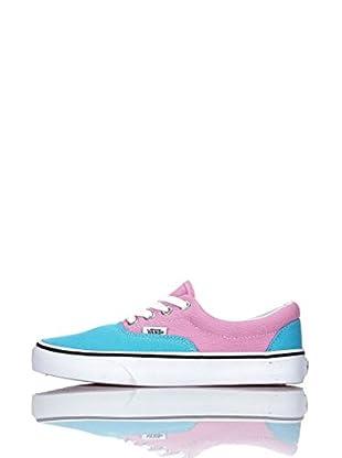 Vans Zapatillas U Era (Azul / Rosa)