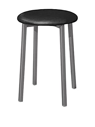 The Best of living Hocker 4er Set Nori B2 schwarz