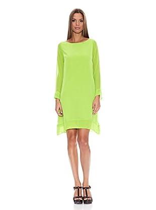 Tantra Vestido Smooth Sleeve Larla (Verde)