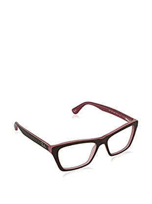 Ray-Ban Montura 5316 (51 mm) Marrón / Rosa