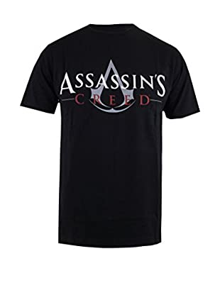 ICONIC COLLECTION - ASSASSINS CREED Camiseta Manga Corta Logo