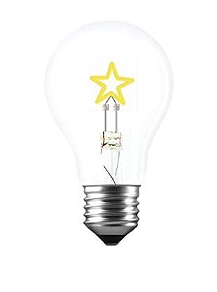 LEDbyLED Glühbirne 10er Set Star E27