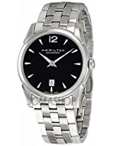 Hamilton Jazzmaster Black Dial Automatic Mens Watch H38515135