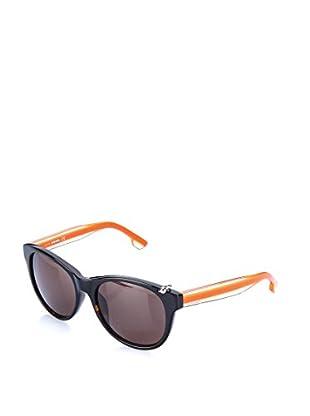 Diesel Gafas de Sol DL0049 (55 mm) Negro / Naranja