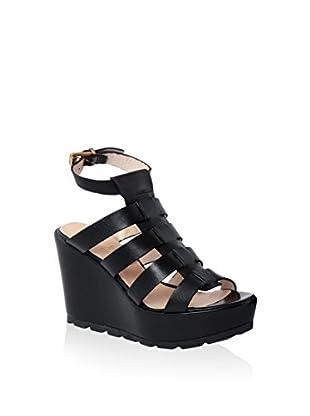 Paola Ferri Keil Sandalette