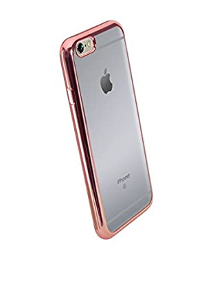 imperii Hülle Tpu Luxury iPhone 6 Plus silber/rosa