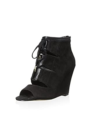 Calvin Klein Women's Phebe Wedge (Black)